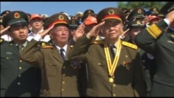 Грандиозный парад в Пекине