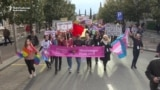 Montenegro Holds Sixth Annual Gay-Pride Event