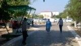 Nyýazow adyndaky keselhananyň territoriýasy, Aşgabat