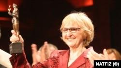 """Проф. Надежда Сейкова получава """"Аскеер"""" за цялостен принос към театралното изкуство през 2014 г."""