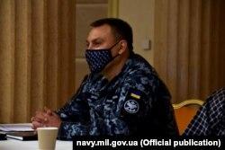 Заступник командувача ВМС ЗСУ капітан 1 рангу Олексій Доскато в 2020 році був керівником від української сторони навчаннями «Сі Бриз»