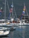 Montenegro -- Montenegrin coastal town Herceg Novi, August 6, 2018.