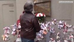 Світ у відео: квіти для Політковської