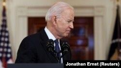 جو بایدن، رئیس جمهور ایالات متحده
