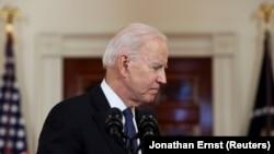 Президентът на САЩ Джо Байдън