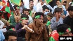 Протесты в Афганистане