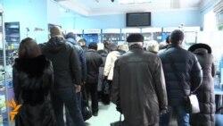 Донецкіде дәрі тапшы