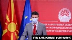 Владиниот портпарол Душко Арсовски