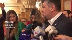 Ciolacu: Cred că vom avea alegeri la termen