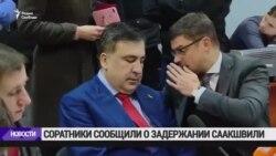 Михаила Саакашвили выдворили в Польшу