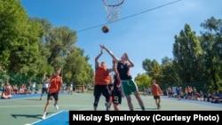 У Дніпрі відбувся фінал Української стрітбольної ліги