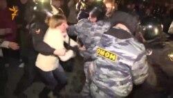 Աննախադեպ զանգվածային անկարգություններ Մոսկվայում