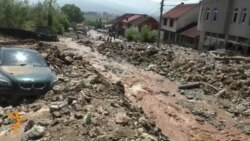 Deadly Floods Hit Macedonia