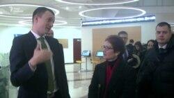 Посол США завітала в Центр надання адміністративних послуг в Одесі (відео)