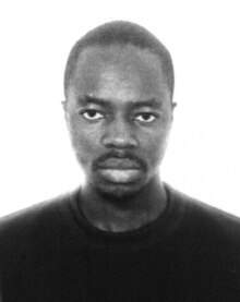 Russia - Senegalese citizen Lamzar Samba, a fifth-year student at the St. Petersburg Communications University, who was shot down in St. PetersburgÑ—s 5th Krasnoarmeyskaya Street on April 7, 2006