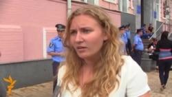 Біля управління міліції Києва мітингували проти свавілля правоохоронців
