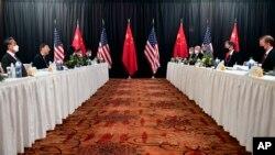 A márciusi, kevéssé sikeres alaszkai kínai–amerikai találkozó 2021. március 19-én