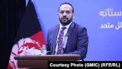 خالد پاینده، سرپرست وزارت مالیه افغانستان