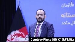 محمد خالد پاینده سرپرست وزارت مالیه افغانستان