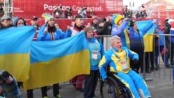 Українські переможці Паралімпійських ігор діляться враженнями після нагородження (відео)