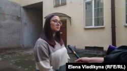 Мать больного СМА ребенка Светлана Гепалова