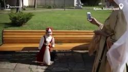 Прогулка по Ханскому дворцу. Выходной день в Крыму (видео)