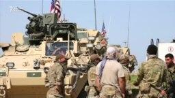 Сириядағы жарылыста АҚШ әскерилері қаза тапқан