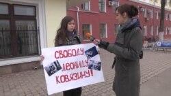 Интервью с женой Леонида Ковязина