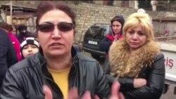"""Zorla köçürülən sakinlər: """"30 min manata necə ev alaq?"""""""