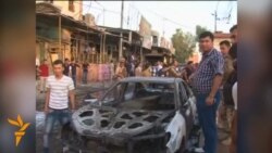 Suicide Bomb Strikes Kurdish-Held Kirkuk