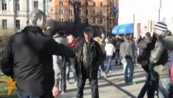 Eskalirali protesti u Sarajevu