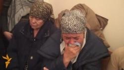 Өзбек босқындарының соты