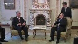 Tillerson i Rusija
