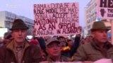 Treason Claims At Macedonia Protests