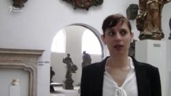 Книжковий фестиваль у Празі. Марія Ільяшенко