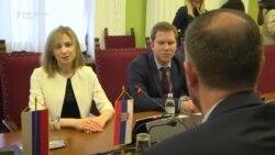 Ni reči o plaćenicima u Ukrajini