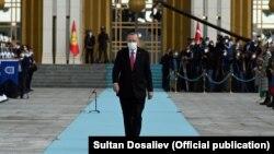 Түркиянын президенти Режеп Тайып Эрдоган. 9-июнь, 2021-жыл.