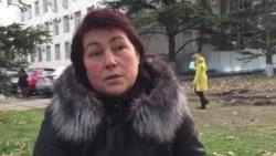 Мать Мустафы Дегерменджи рассказала подробности задержания на Чонгаре (видео)