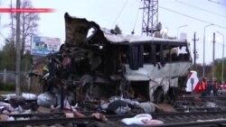 Ресейдегі автобус апатынан кемінде 16 адам қаза болды