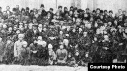 Refugiați transnistreni la Chișinău, anii 1930