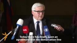 Progrese la negocierile legate de criza ucraineană