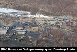 Паводок на севере Хабаровского края