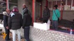 Migrantët e bllokuar në Serbi