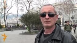 Грузіны пра Крым: Гэта пачатак Трэцяй сусьветнай вайны