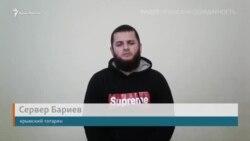 «В поисках запрещенного» Обыски у крымских татар в Раздольном (видео)