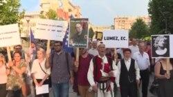 Kërkohet dorëheqja e Lumezit