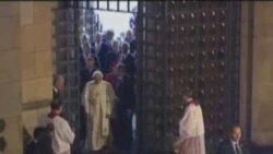 Pope Benedict's Czech Visit