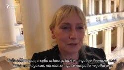Елена Йончева за качеството на пътното строителство