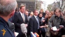 ФРН готова прийняти на лікування Тимошенко – глава МЗС Німеччини Вестервелле