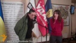 Тетяна Чорновол: тітушок на Черкащині організовує голова ОДА